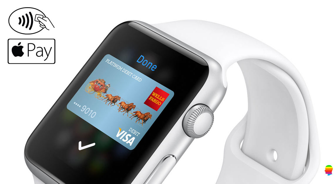 Configurare e Usare Apple Pay su Apple Watch