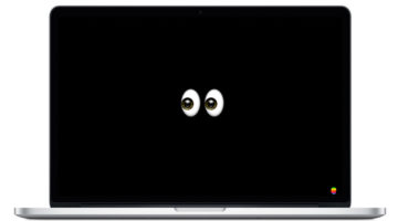 Mac, avvio con schermo nero e puntatore o cursore al Login
