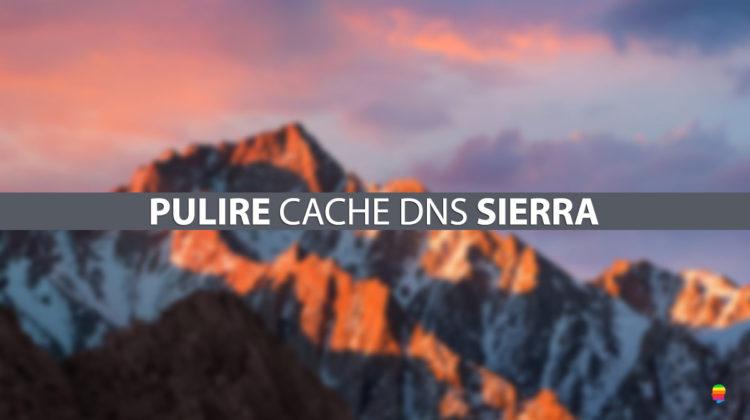 Pulire cache DNS su macOS Sierra 10.12