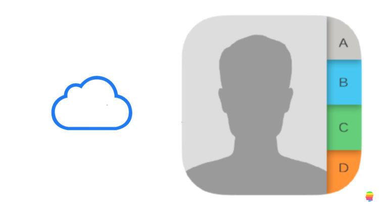 Contatti scomparsi da iPhone, spariti