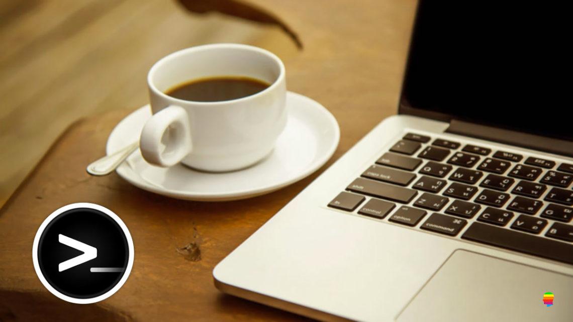 Impedire Stop o Standby Mac OS Sierra da Terminale