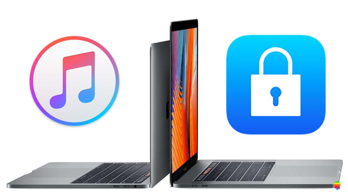 Creare, disattivare Password Backup iTunes di iPhone e iPad