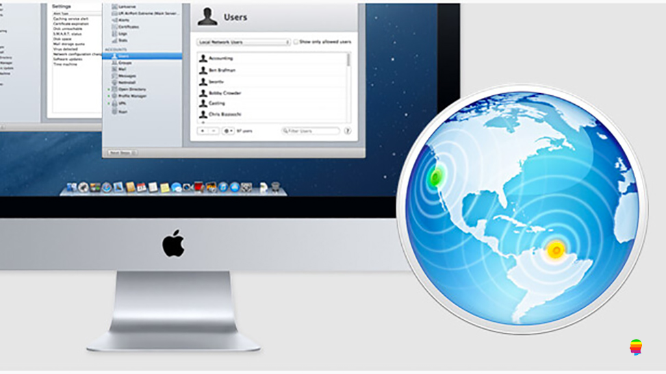 Creare cloud personale con macOS Server