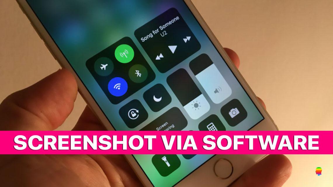 Cattura schermata, screenshot iPhone e iPad con un tocco!