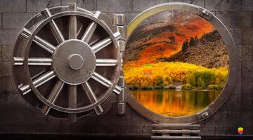 High Sierra, Disattivare Protezione Integrità di Sistema (SIP)