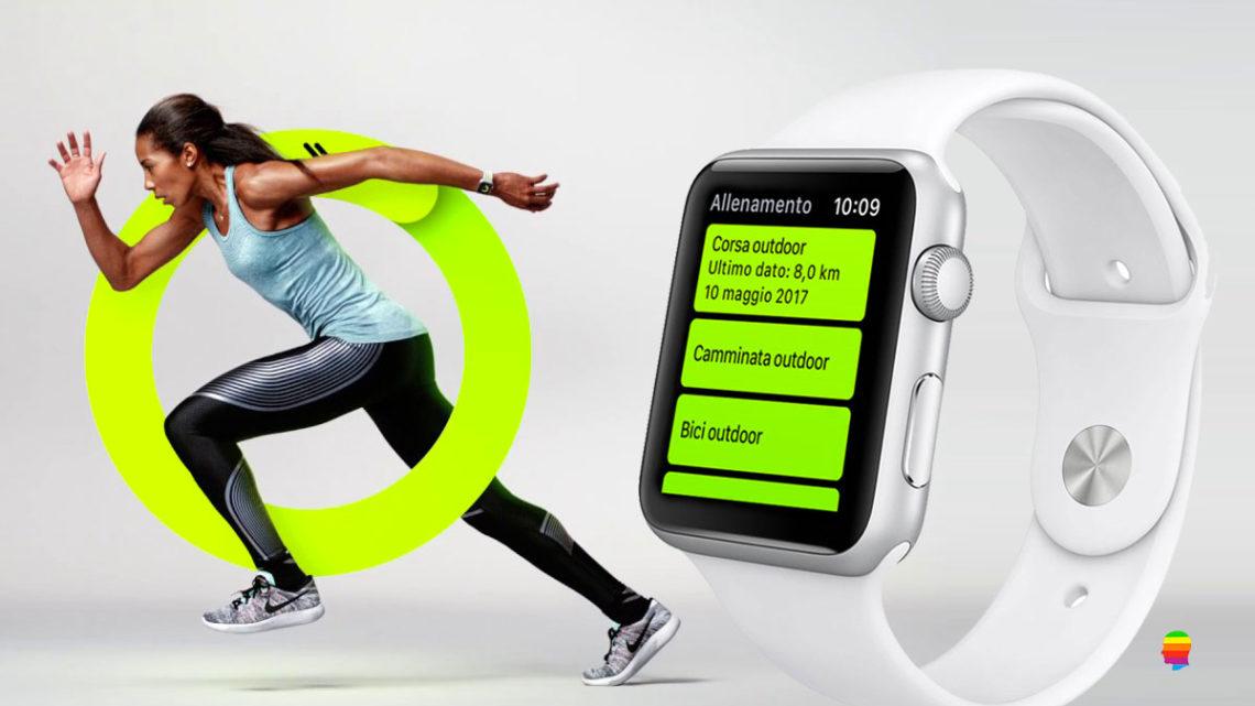 Calibrare Apple Watch e correre senza iPhone