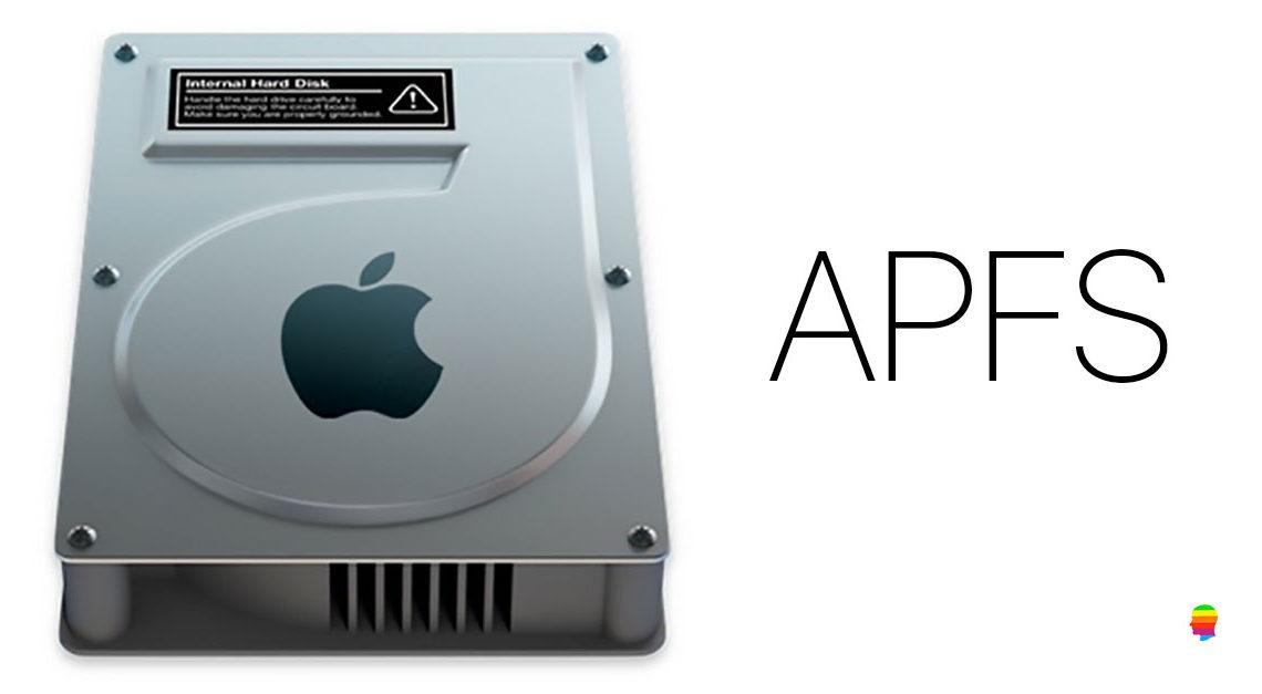 Convertire file system in APFS dopo aver installato macOS High Sierra