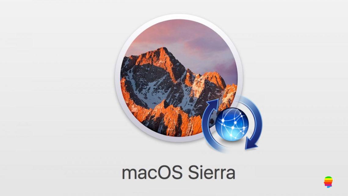 Sierra, impossibile verificare aggiornamento