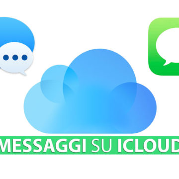 Abilitare Messaggi su iCloud, sincronizzare iPhone, iPad e Mac