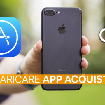 iOS 11, Riscaricare App acquistate da App Store su iPhone e iPad