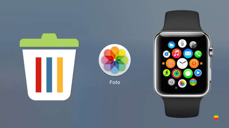 Come cancellare le foto da Apple Watch con iPhone