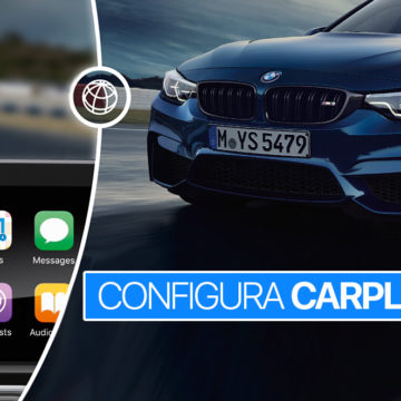 Configurare CarPlay BMW su iPhone