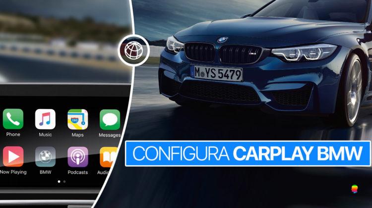 Configurare CarPlay BMW su iPhone