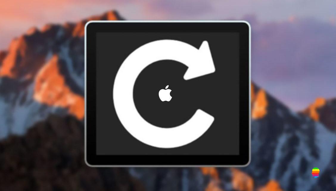 Velocizzare Aggiornamento di macOS High Sierra in background