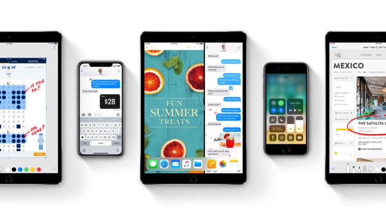 Installare iOS 11 su iPhone e iPad