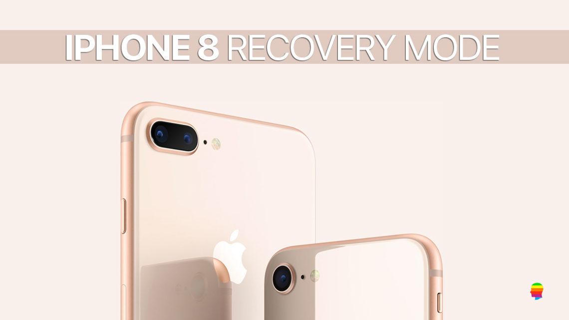 Come avviare iPhone 8 e 8 Plus in modalità di Recupero