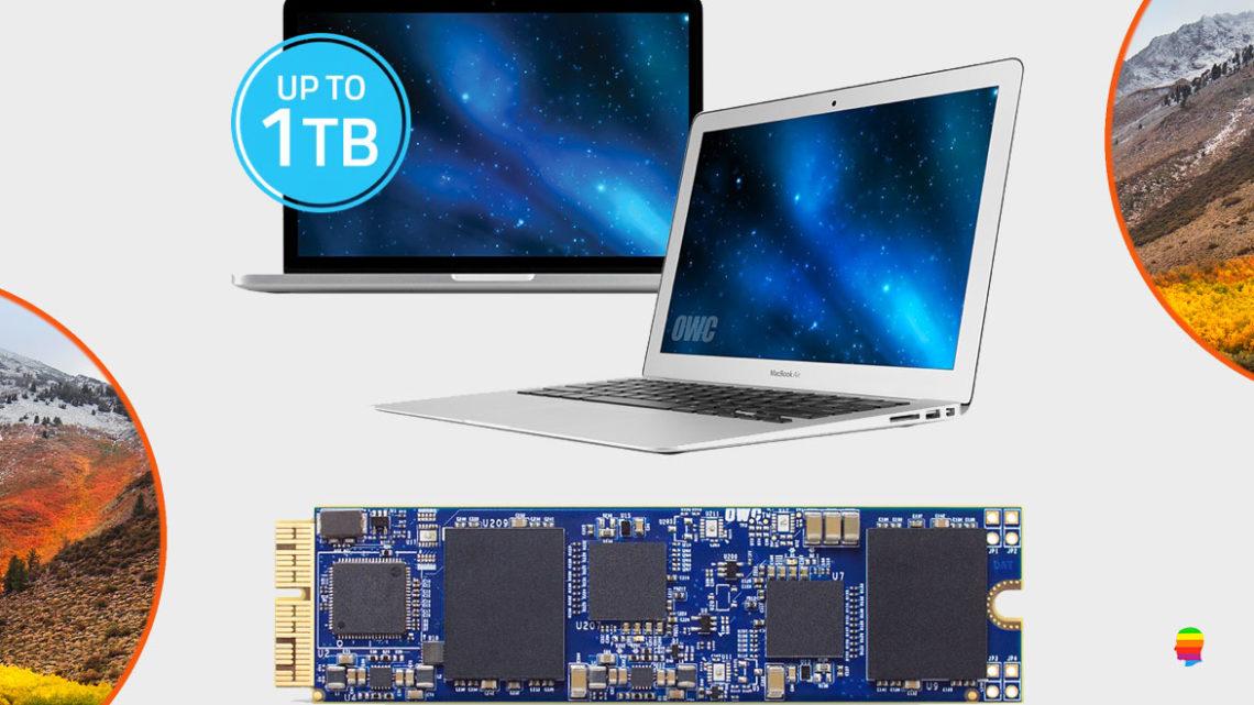 SSD Aura OWC non funziona con macOS High Sierra 10.13