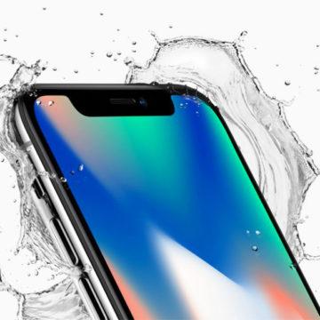 Risoluzione schermo iPhone X, iPhone e iPad
