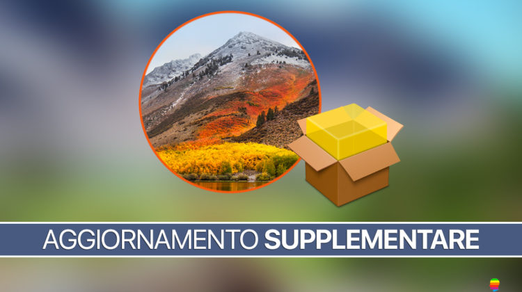 Forzare aggiornamento Supplementare macOS High Sierra su Mac non supportato