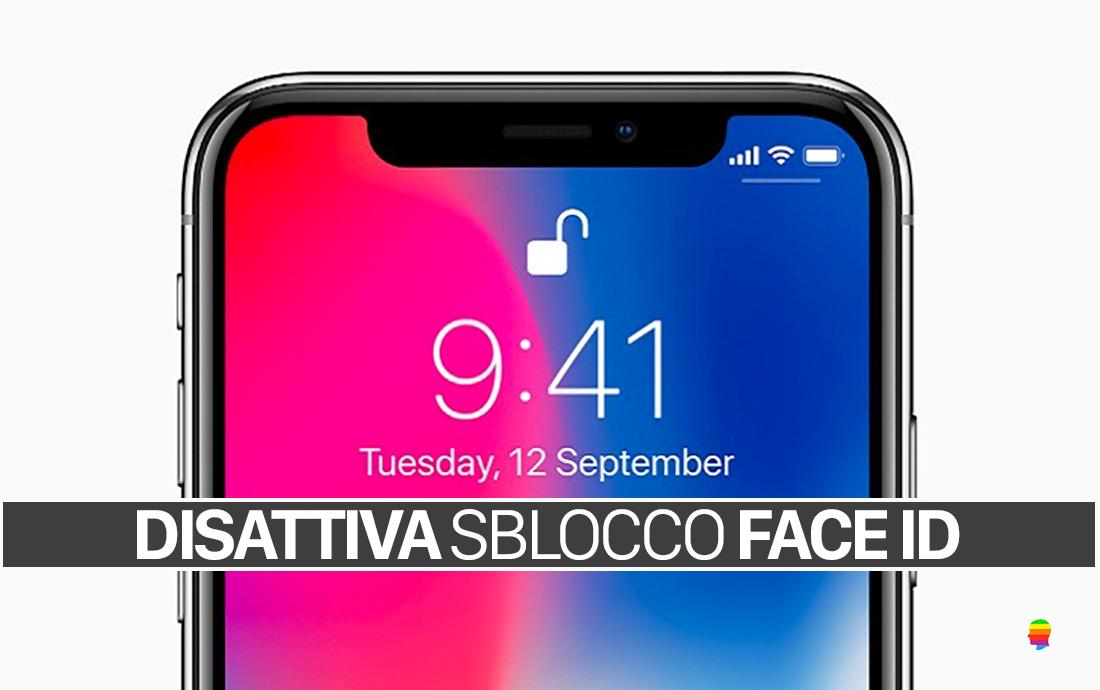Togliere codice iPhone – Alternativa 2 (Touch ID)