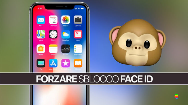 iPhone X, forzare sblocco Face ID al secondo tentativo