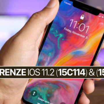 Differenze tra iOS 11.2 (15C113) e iOS 11.2 (15C114)