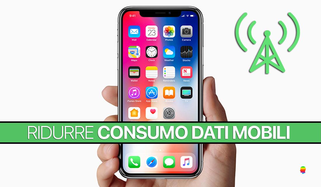 controllare internet iphone