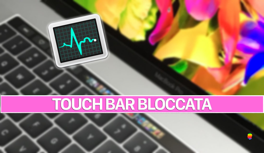 Touch Bar bloccata non risponde su MacBook Pro, soluzione