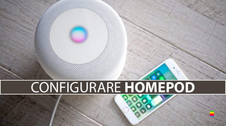 Come configurare HomePod con iPhone e iPad