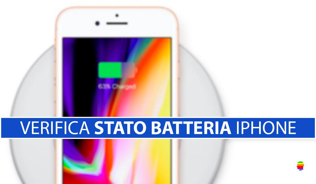 CONTROLLARE STATO BATTERIA E GESTIRE PRESTAZIONI IPHONE