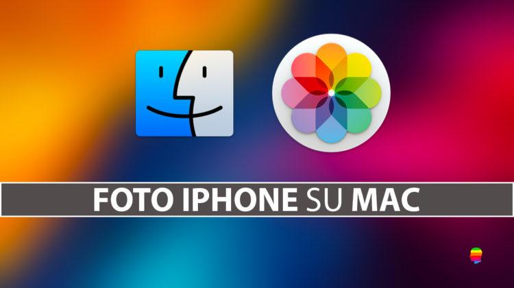 Mac, visualizzare foto e video di iPhone senza occupare spazio