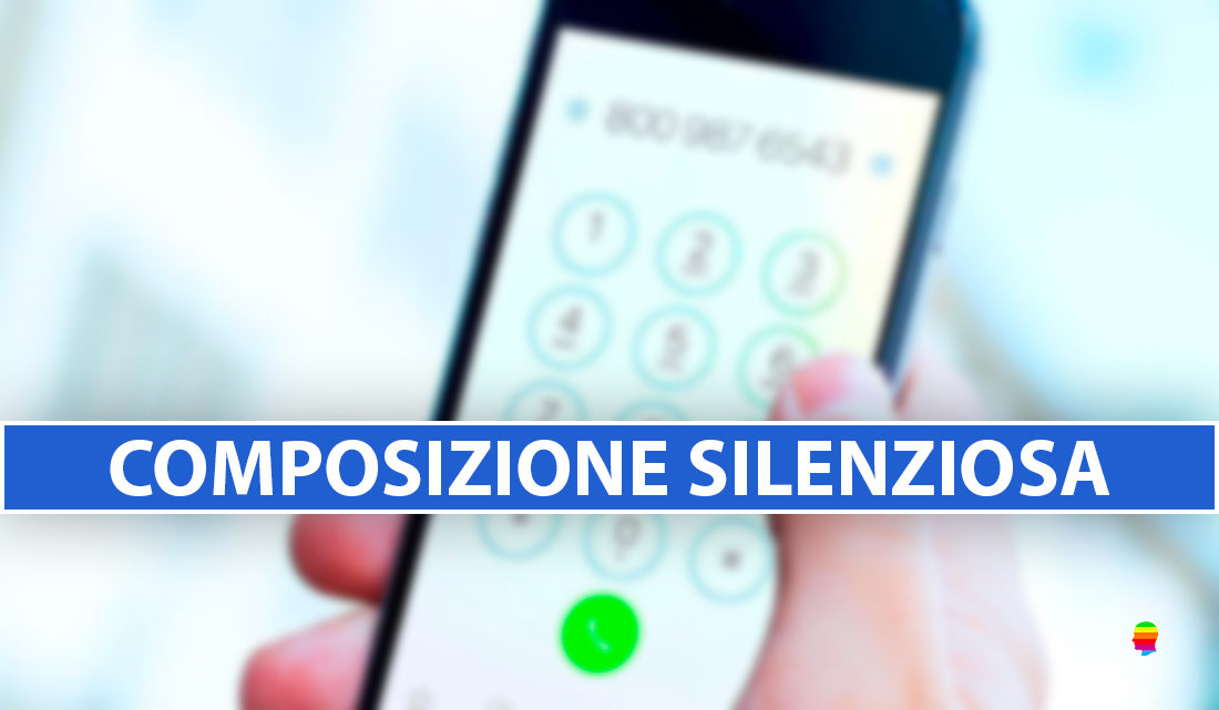 Disattivare suono composizione numero di telefono su iPhone