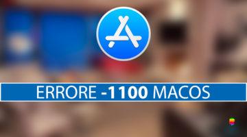 """Soluzione errore """"NsURLErrorDomain -1100"""" su macOS"""