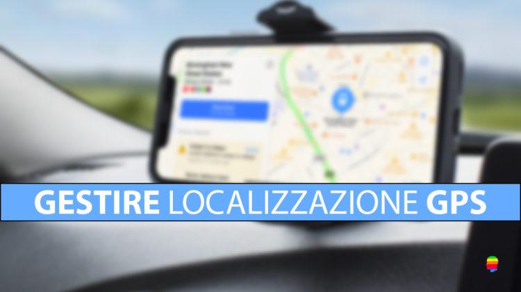 Ecco come attivare o disabilitare il GPS su iPhone e iPad