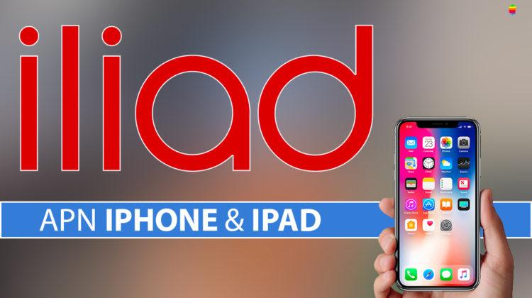 Configurare APN operatore iLiad su iPhone e iPad