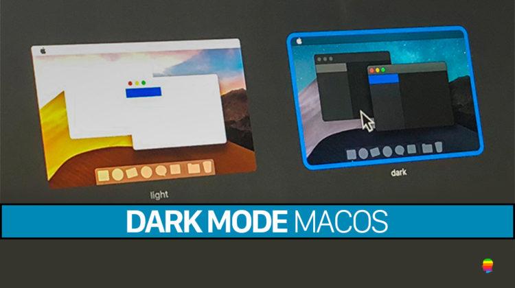Abilitare o disattivare la modalità Dark Mode su macOS Mojave 10.14