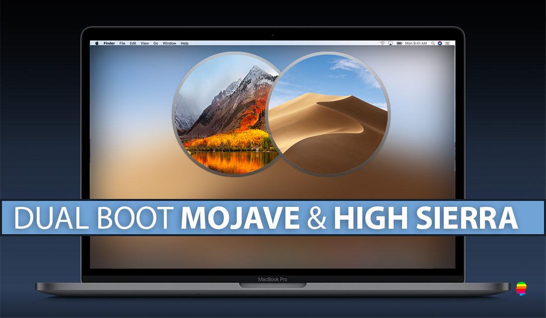 Installare macOS Mojave 10.14 in dual boot con macOS High Sierra
