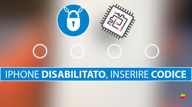 iPhone o iPad disabilitato riprova tra… sbloccare senza perdere Dati, senza ripristino.