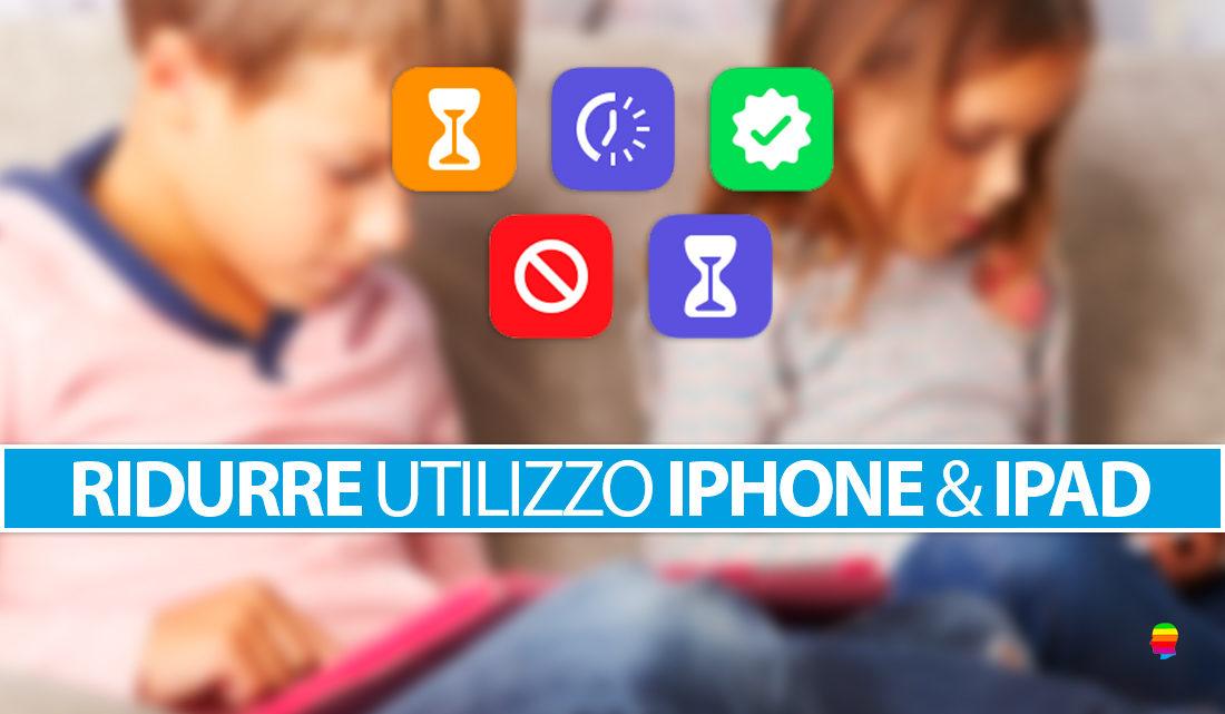 Come limitare l'uso di iPhone e iPad su iOS