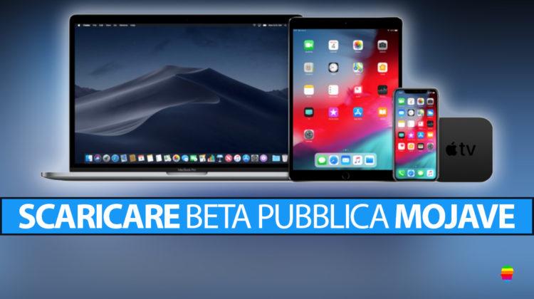 Scaricare Beta Pubblica di macOS Mojave 10.14