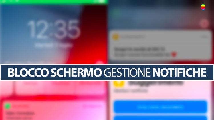 iOS 12: Silenziare o attivare le Notifiche su iPhone e iPad