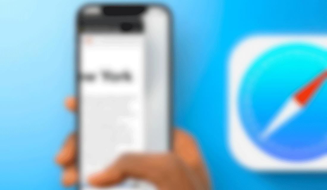Safari iOS 15, come ripristinare la barra degli indirizzi e ricerca in alto allo schermo
